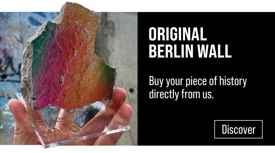 Original Berlin Wall