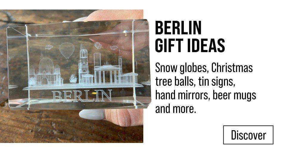 Berlin Gift Ideas
