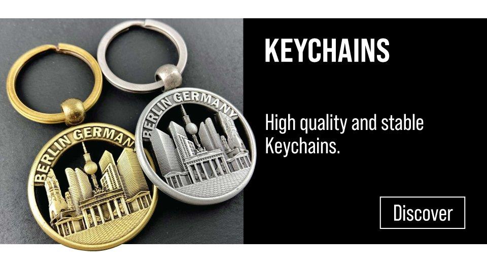 Berlin Keychains