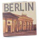Pocket mirror Brandenburg Gate