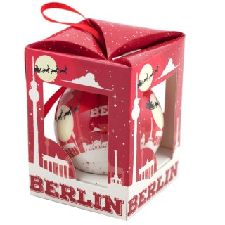 Set of 5 Christmas baubles Berlin