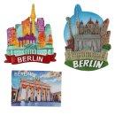 3D Magnete Berlin im 3-er SET