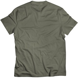 T-Shirt US ARMY Checkpoint Charlie, olive