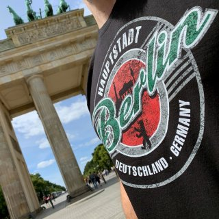 T-Shirt Berlin Germany