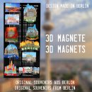 3D Magnet Berlin | Blue Skyline