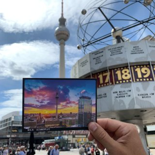 Berlin postcard set | pack of 12 and 25