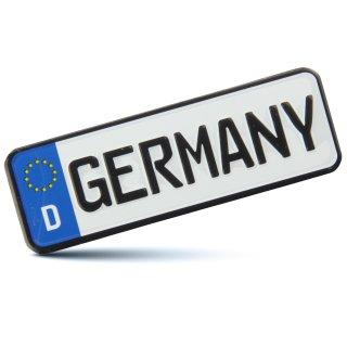 Magnet Nummernschild GERMANY