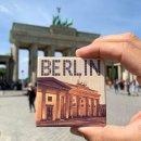 BERLIN Taschen-Spiegel