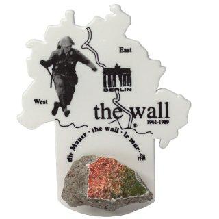 Fridge magnet Berlin Wall