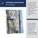 Berliner Mauer-Stein mit Echtheitszertifikat, lose