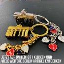 Schlüsselanhänger Brandenburger Tor Charms