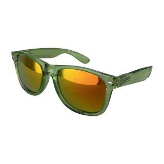 Clear: Green / Orange