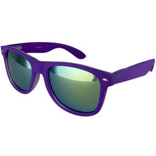 Matt: Purple / Green