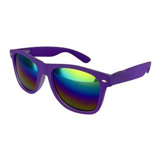 Matt: Purple / Rainbow