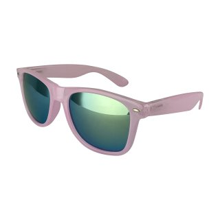 Clear: Pink / Rainbow
