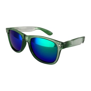Clear: Green-light / Dark green