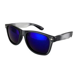 Clear: black-light / blue
