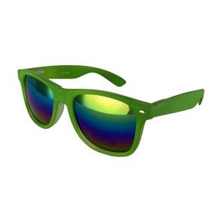 Matt: Green / Rainbow