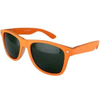 Matt: Orange / Black