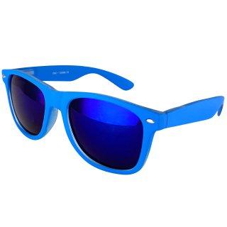 Matt: Light blue / blue