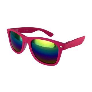 Matt: Pink / Rainbow