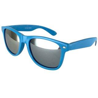 Lacquer: Blue / Black
