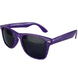 Lacquer: Purple / Black