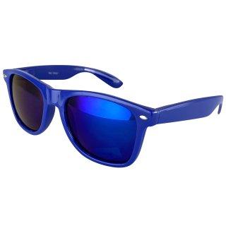 Lacquer: Dark blue / Blue