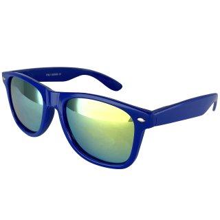 Lacquer: dark blue / green
