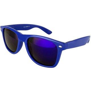 Lacquer: dark blue / purple