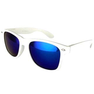 Lacquer: White / Blue