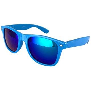 Lacquer: light blue / dark green