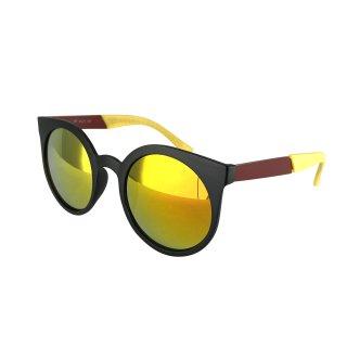 Black-Yellow-Red / Orange-Yellow