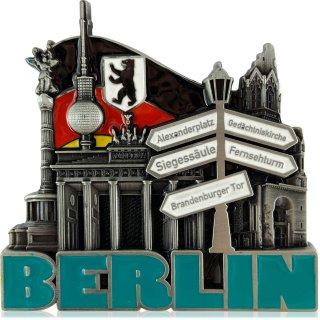 Strassenschild Berlin