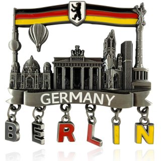 Berlin grosse Letter