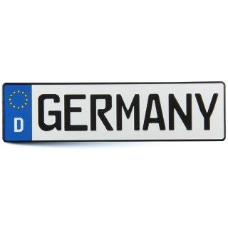 Germany 26x7 cm