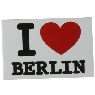 I love Berlin weiss FM35