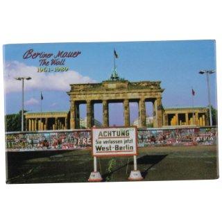 Brandenburger Tor mit Mauer FM45