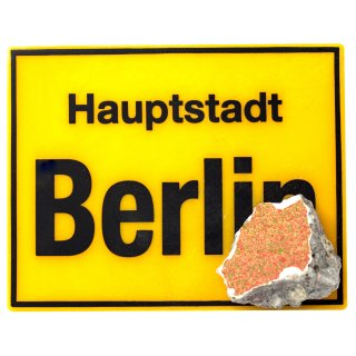 place-name sign Berlin